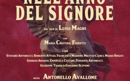 All'Angelo, Nell'Anno del Signore torna a coinvolgerci