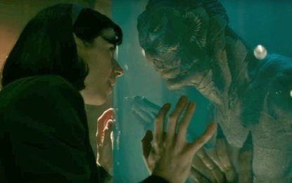 A strange love in The shape of water