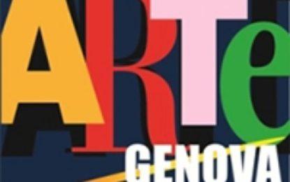 ArteGenova 2018 per un bagno nell'Arte