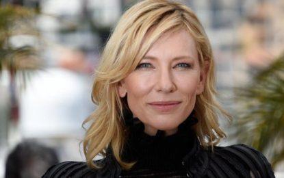 A voi l'eleganza e la tecnica di Cate Blanchett