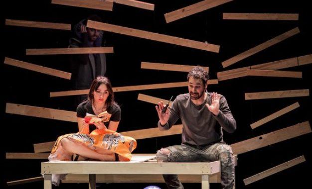 Al Manzoni, Due, una commedia… e poi c'è la vita