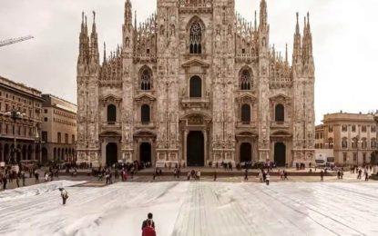 Il cibo a Milano sempre, a partire da Piazza Duomo