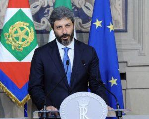 Roberto Fico, il Comunicatore