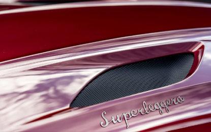 Nella riviera romagnola la Touring Superleggera