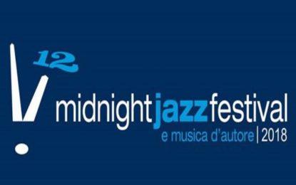 E' partita la 12° edizione di Midnight Jazz Festival