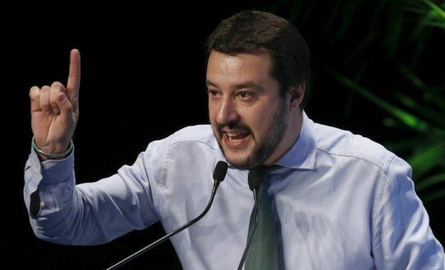 Salvini un padano che dilaga ?