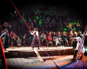 Il Teatro protagonista tra Sciaranuova Festival e Spoleto