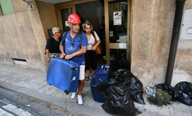 Genova, tutto fermo dopo la tragedia