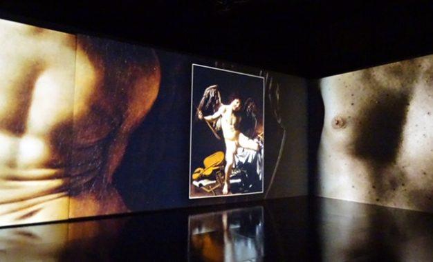 Alla Permanente Caravaggio è oltre la tela