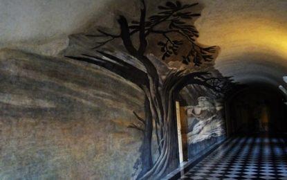 Le anamorfosi di Trinità dei Monti, quando conta il punto di vista