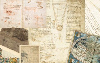 Codice Leicester di Leonardo in una mostra da non perdere