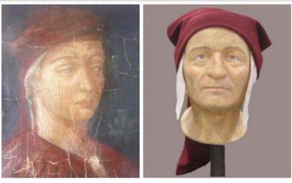 Dante era un bel giovine? Forse sì