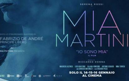 Io sono MIA, Serena Rossi illumina il film sulla Martini