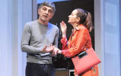 Al Sistina un piacevole spettacolo di Vincenzo Salemme