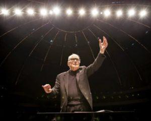 Ennio Morricone, un mito in concerto a Roma e Verona