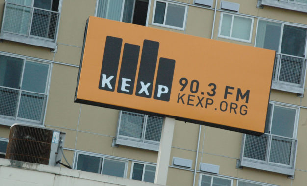 KEXP an amazing radio station from Seattle