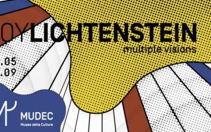 Roy Lichtenstein al MUDEC, una gioia per gli occhi