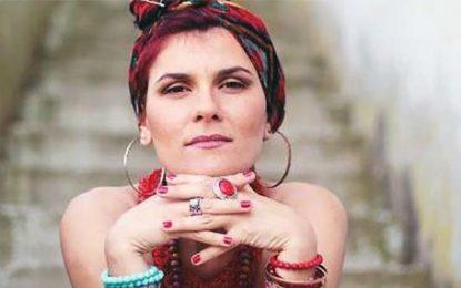FLO, artista internazionale, unica, con un'eco di Fado
