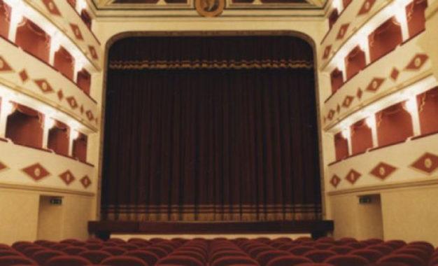 Teatro Battelli, un gioiello a Macerata Feltria