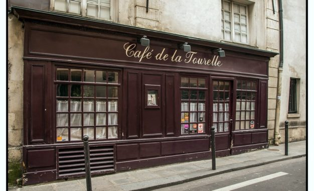 La tradition à Le café de La Tourelle