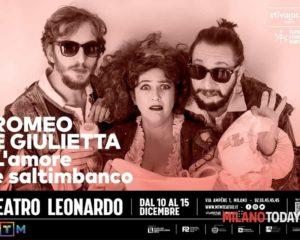 Romeo e Giulietta: l'amore è saltimbanco, con Marco Zoppello