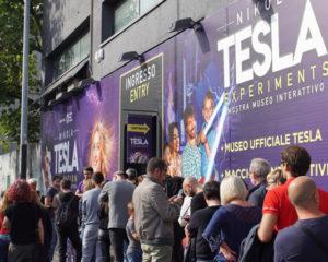 Tesla Exhibition una scossa di cultura