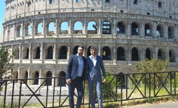 Aziende Italiane: Colosseo e Fori Imperiali sanificati da ADUCTA