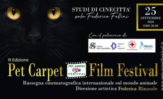 Pet Carpet Film Festival, una lodevole iniziativa