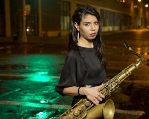 Melissa Aldana, la Regina del sax nel mondo