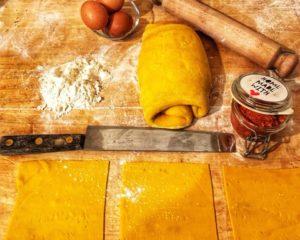 Creatività in cucina: cappelletto al contrario