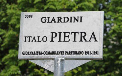 Italo Pietra, il giornalista partigiano –Personaggi & Persone (II Parte)